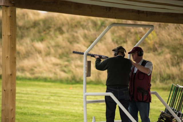 Shooting Range & Outdoor Adventure Activities Dublin Courtlough