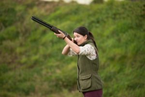 Female Gun Club Member - Courtlough Shooting Grounds