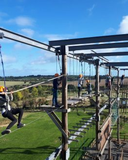 Aerial Adventures (from €7.50pp)