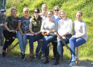 Shooting Range Hen Party - Courtlough Shooting Grounds