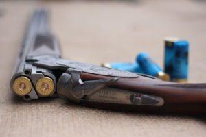 Clay Pigeon Shotgun - Courtlough Shooting Grounds