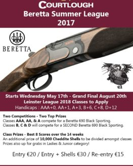 Beretta Summer League 2017