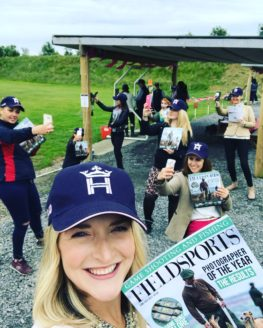 National Ladies Shooting Day 2017 with Courtlough Ladies Club